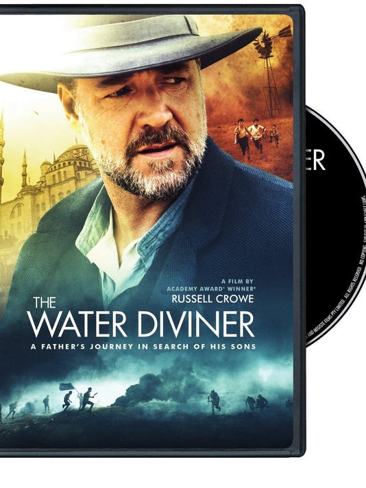 Crowe Does Double Duty With Water Diviner