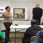 Residents discuss redevelopment of Johnson rec center
