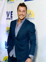 Chris Soules starred as ABC's 'The Bachelor' in 2015.