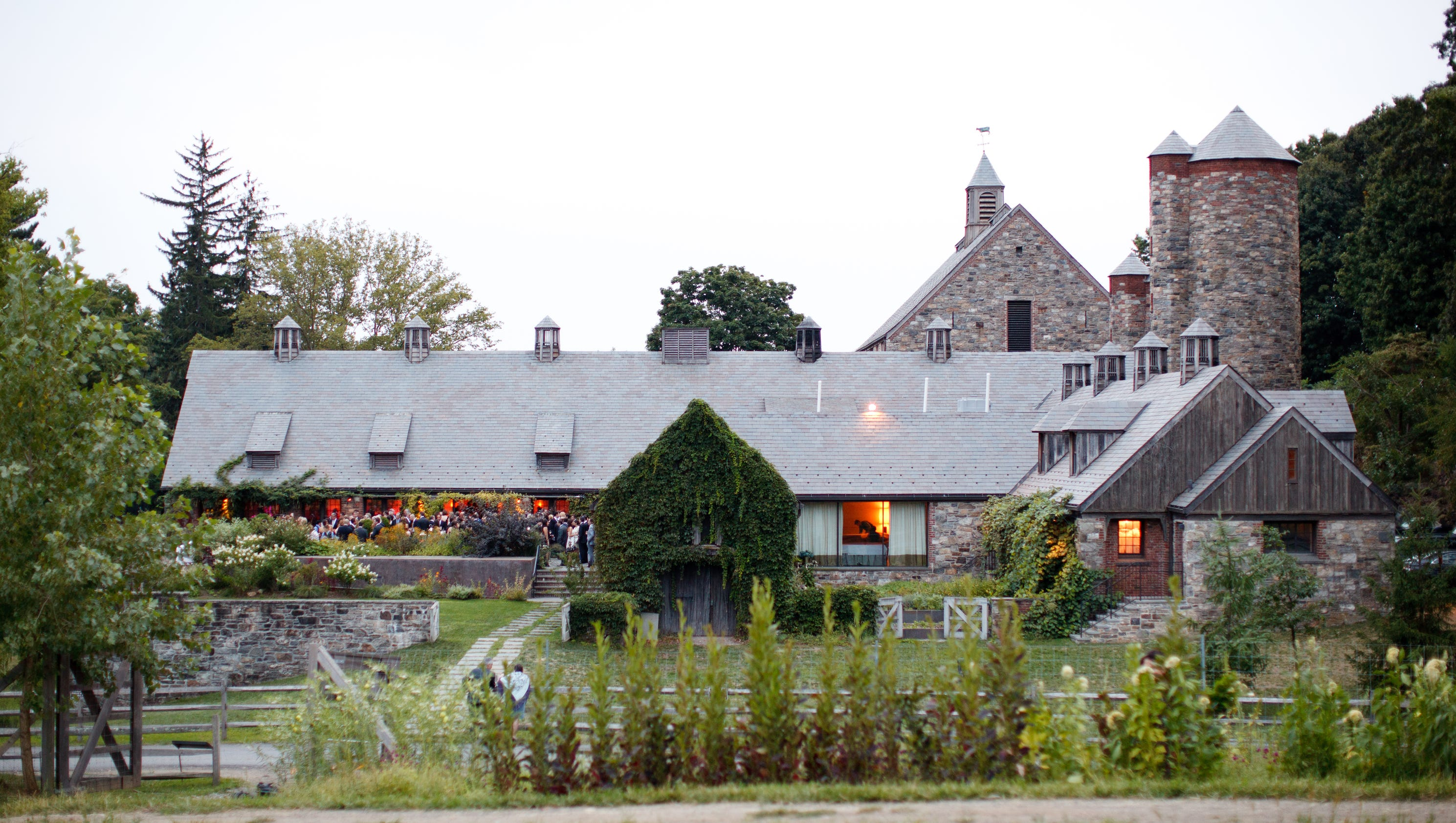 Stone Barn Restaurant New York