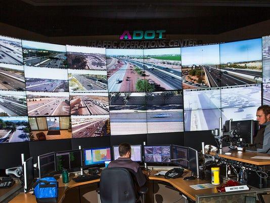 PNI traffic management centers