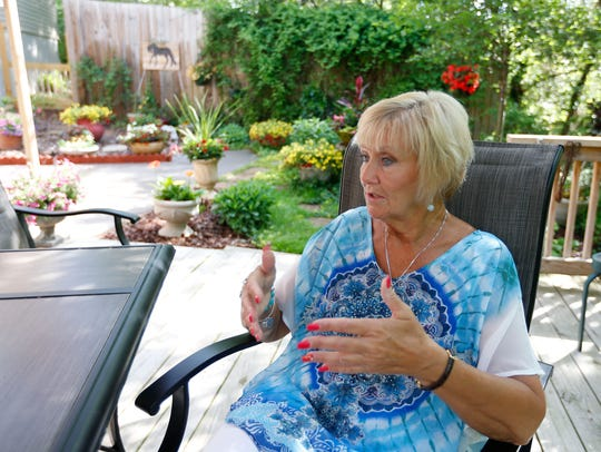 Judy Henderson talks about her life since being released