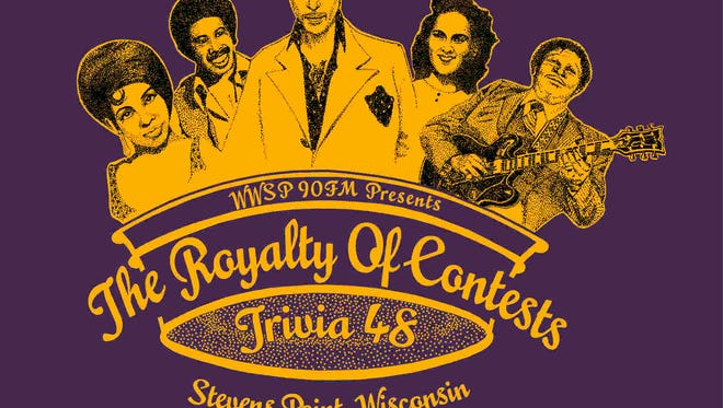 Treasured music makers the theme for UWSP trivia contest  on April 21-23.