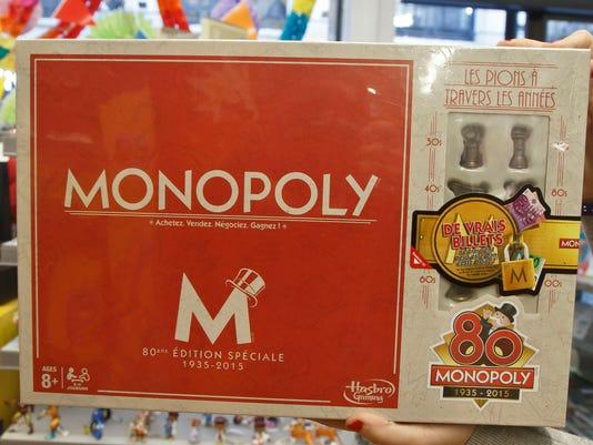 France Monopoly Money