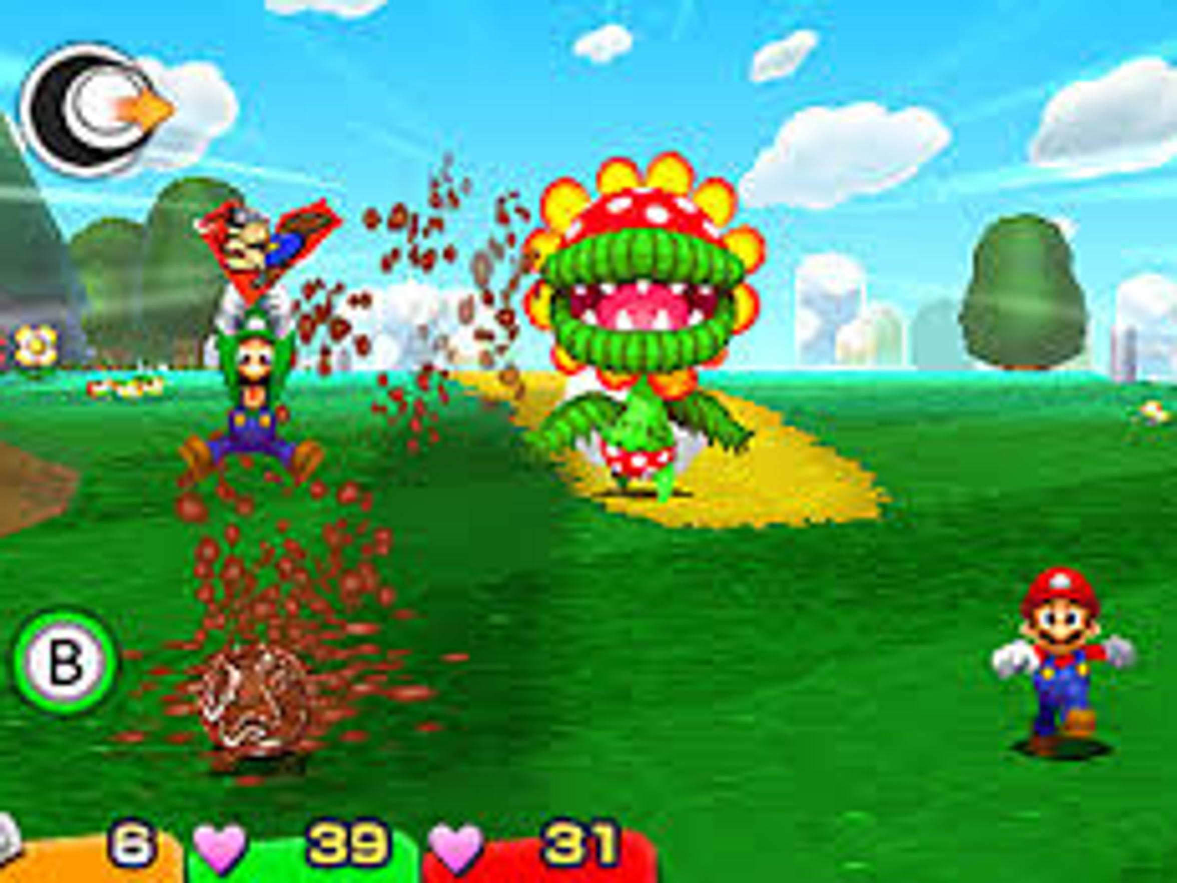 """It may be an RPG but """"Mario & Luigi: Paper Jam"""" features"""