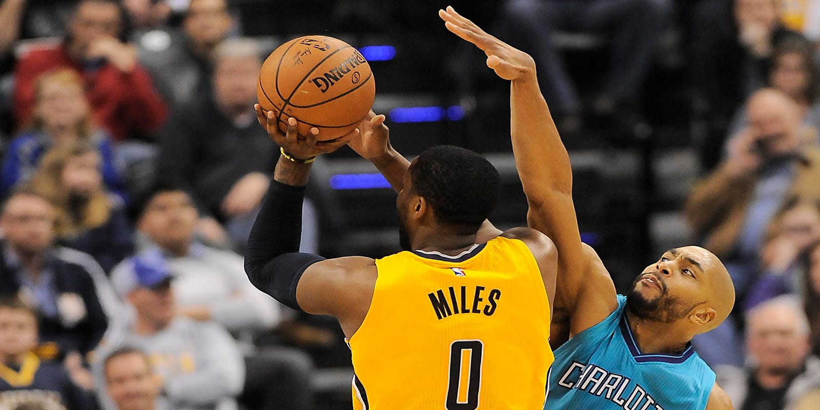 Stuckey scores 15 to lead Pacers past Hornets 93-74 ad606029e