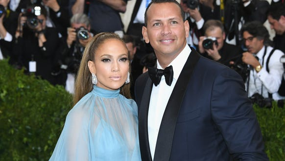 Jennifer Lopez and Alex Rodriguez just took their love