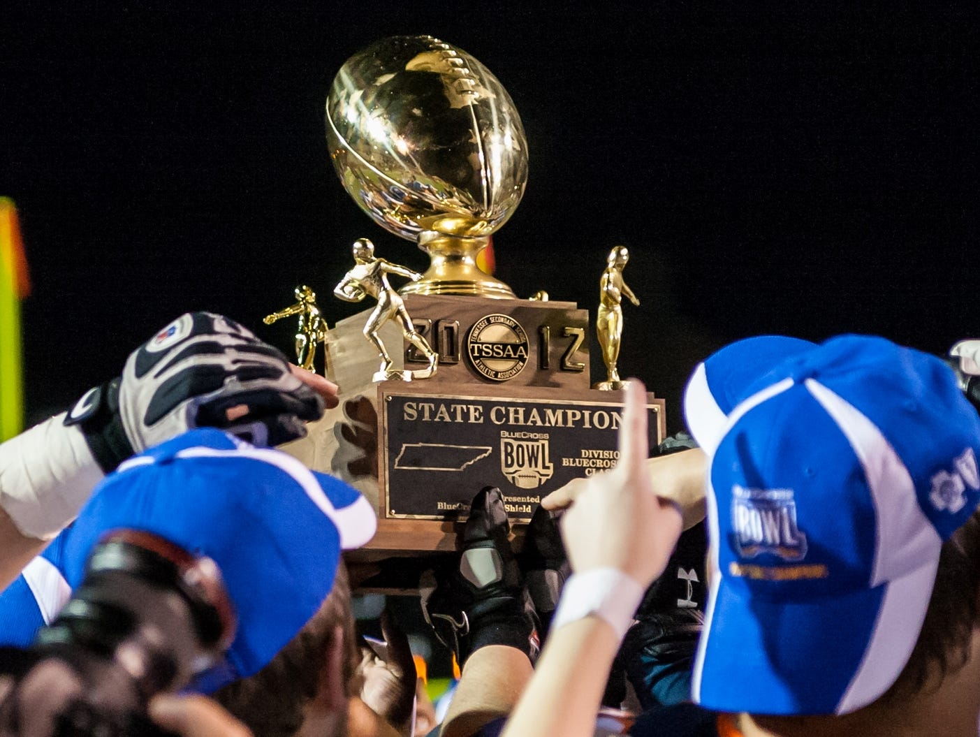 The TSSAA state football players are less than a week away.