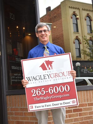 Like many other real estate agents across the state of Michigan, Joe Wagley, owner and broker of The Wagley Group in Adrian, is happy to be back to work after the real estate market was shut down in Michigan from March 24 through May 7, due to the coronavirus pandemic.