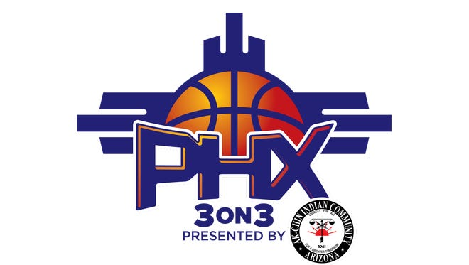 The PHX3on3 tournament will be Feb. 13 and 14 in downtown Phoenix.