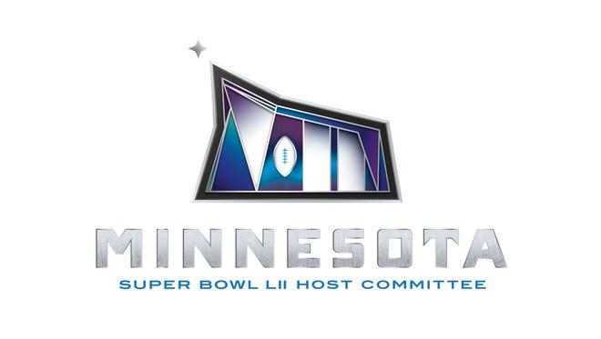 The Minnesota Super Bowl logo.