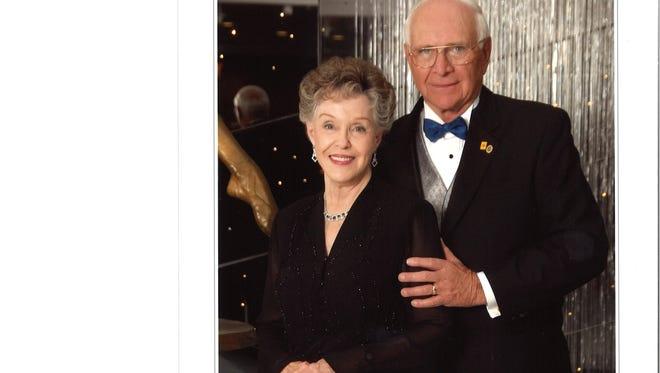 Johnny and Doris Glover
