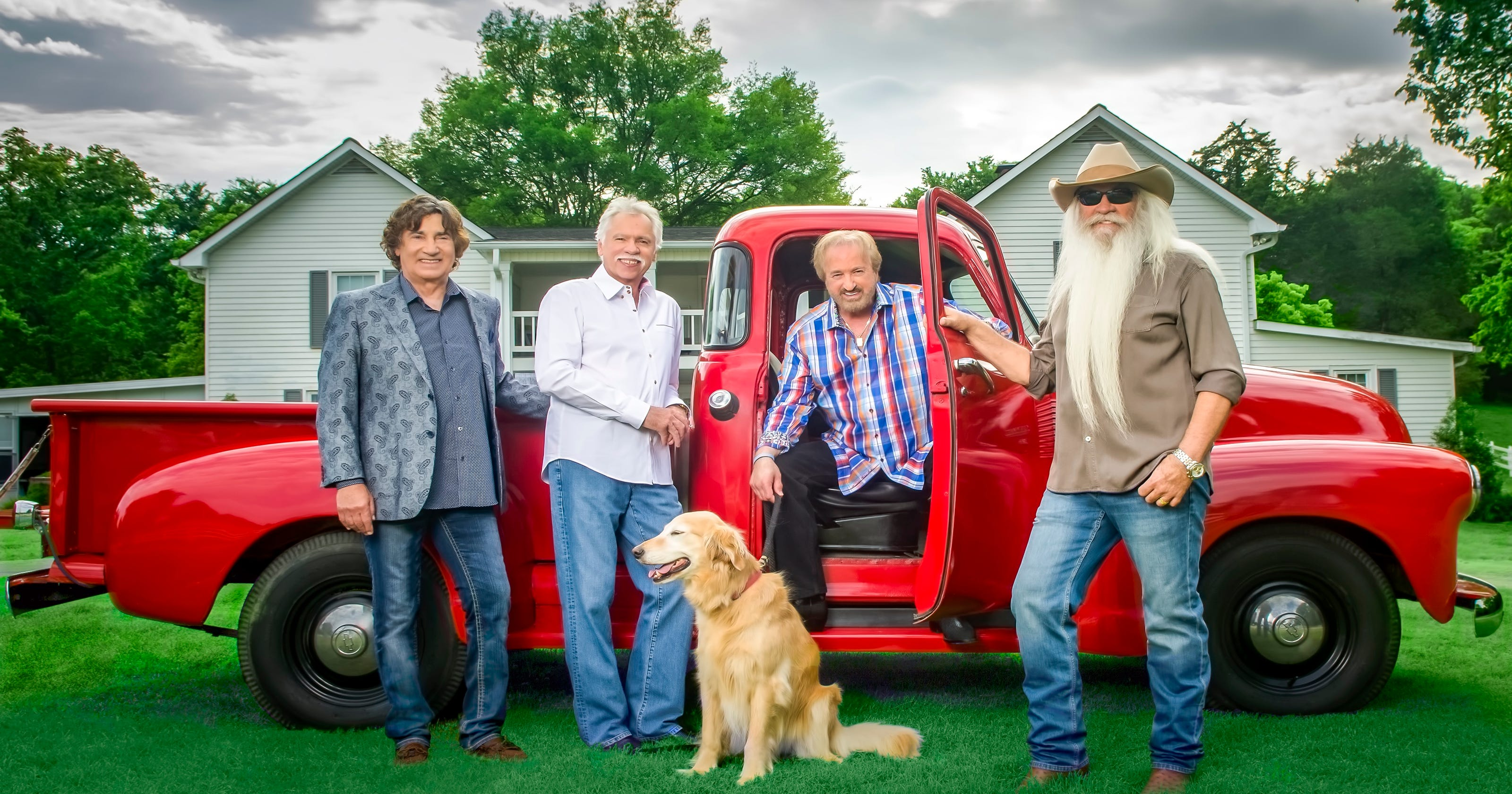 Oak Ridge Boys bring Christmas show to Morristown