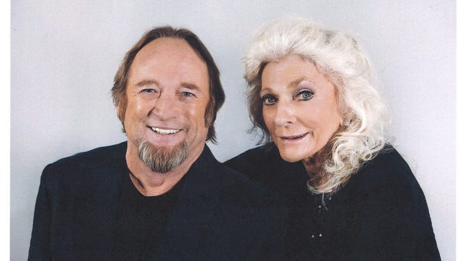 Stephen Stills and Judy Collins will perform together Sept. 14 at the Pan American Center.