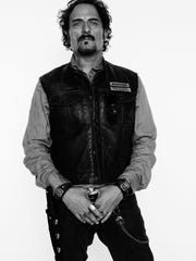 """Kim Coates as Alex 'Tig' Trager on the FX show """"Sons of Anarchy."""""""