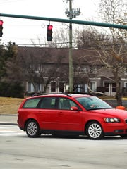Fishers debuted a Michigan Left interchange at 96th Street and Allisonville Road in 2013.