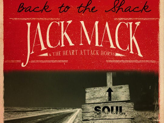 """""""Back to the Shack"""" by Jack Mack & the Heart Attack Horns was released in October 2016 and is nominated for a Grammy."""