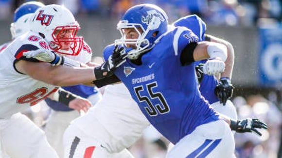 The Sycamores were one of five MVC playoff teams last