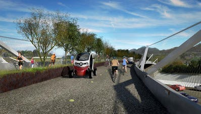 CV Link is a proposed 50-mile pathway that would connect the Coachella Valley.
