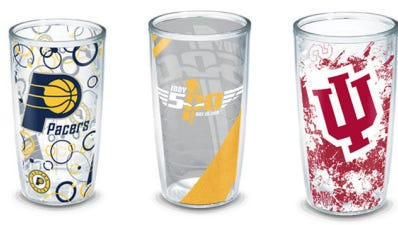 Tervis Tumbler is opening a store at Circle Centre Mall.