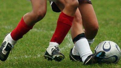Girls Soccer.