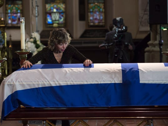 AP CANADA ROB FORD FUNERAL I CAN