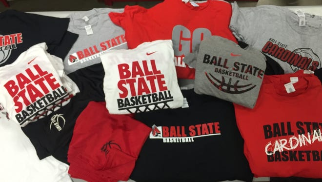 Ball State is donating gear to help with victims of Hurricane Harvey.
