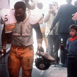 """Former Pittsburgh Steelers star and NFL Hall of Famer """"Mean"""" Joe Greene was a sweetheart off the field. Not so much on the field."""