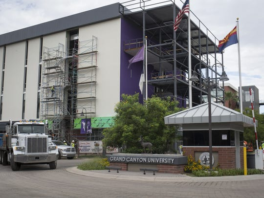 8 Projects To Watch In Grand Canyon Universitys Phoenix Expansion