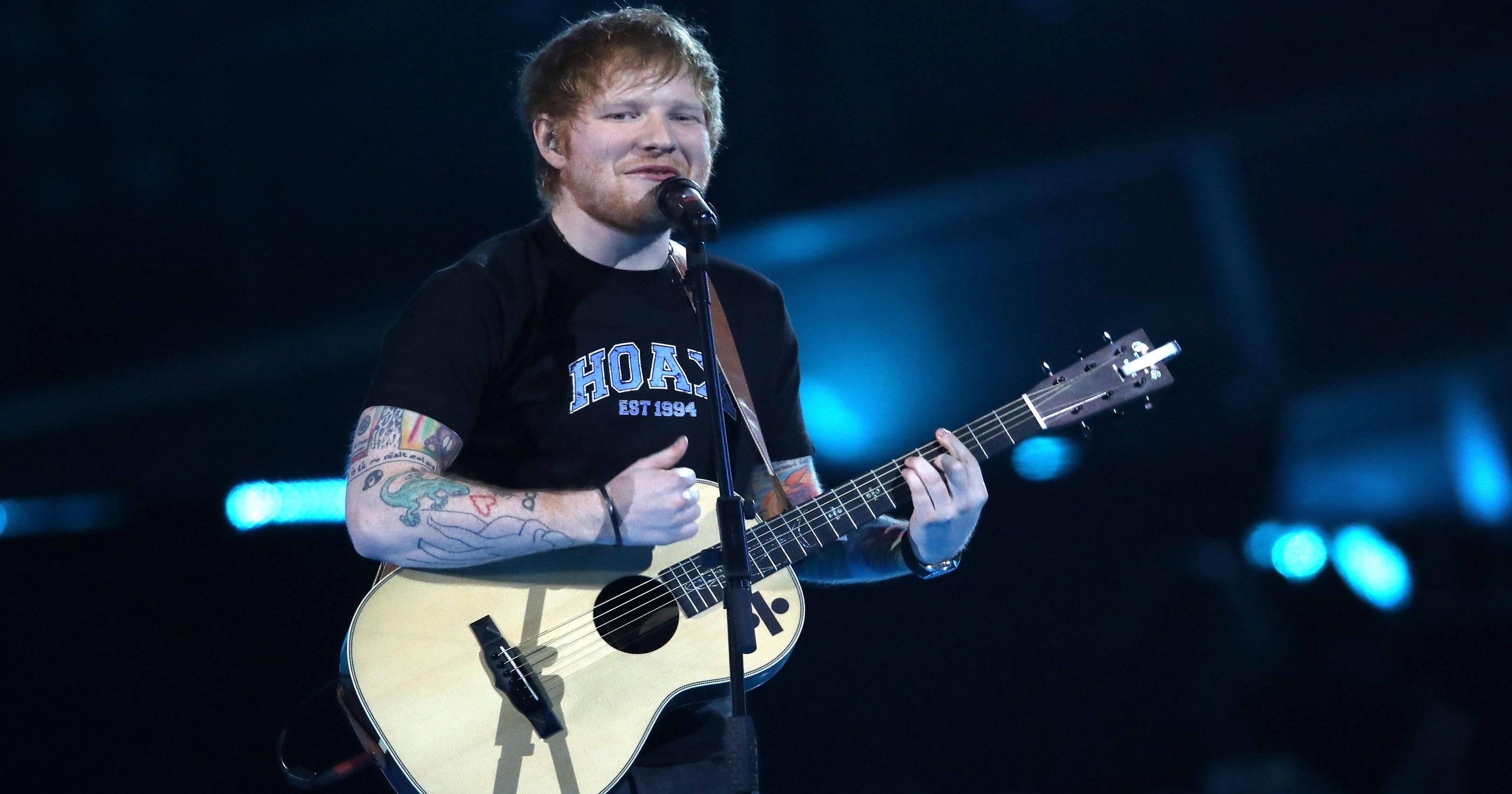 5 songs you didn't know Ed Sheeran wrote