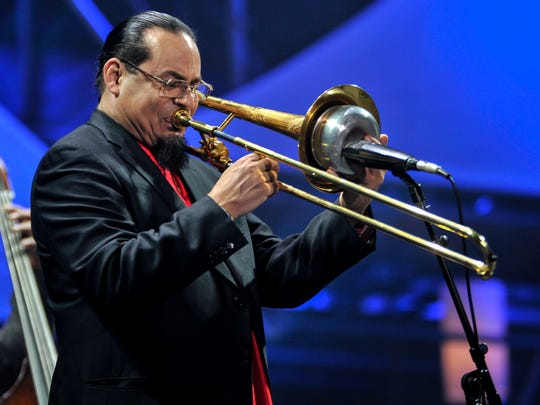 Steve Turre will perform on Sept. 14 at Indiana Landmarks Center as part of Indy Jazz Fest.