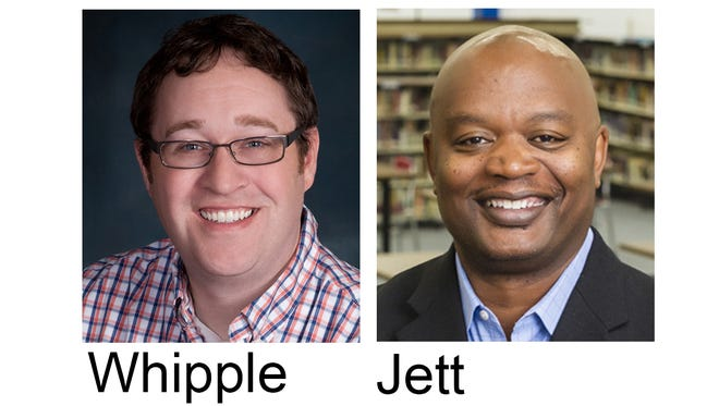 Ask Board Chair Dennis Whipple and Superintendent Willie Jett your referendum questions.