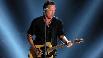 Bruce Springsteen rocks the Prudential Center