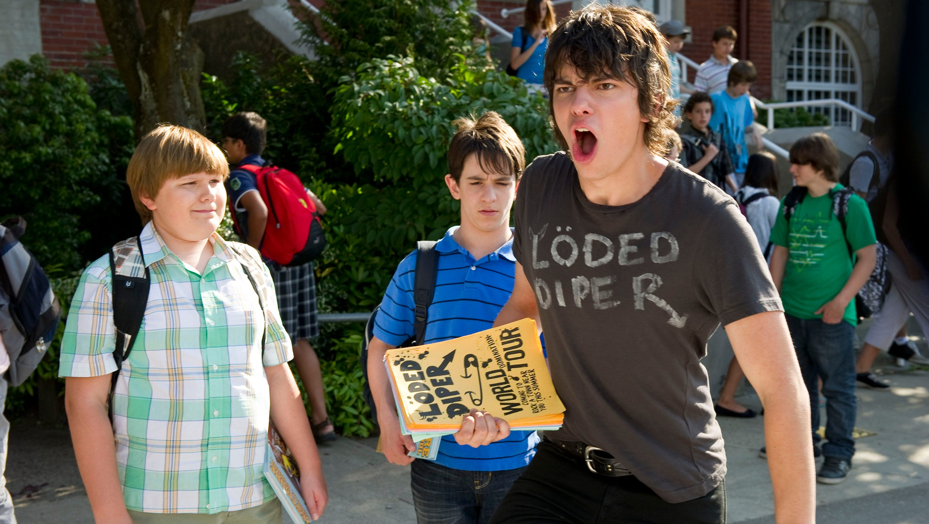 Diary Of A Wimpy Kid Long Haul Weathers Fan Backlash To New Cast