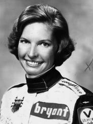 Indy 500 racer Janet Guthrie