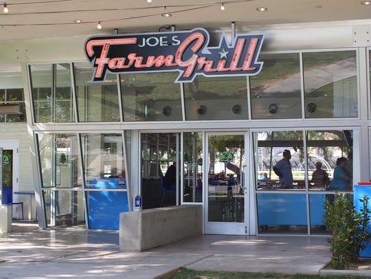 Joe's Farm Grill | Joe's Farm Grill uses ingredients