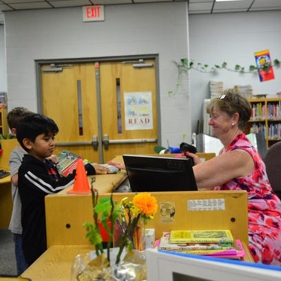 Benny Bills librarian makes plans for second retirement