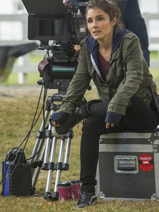 'UnREAL' star Shiri Appleby