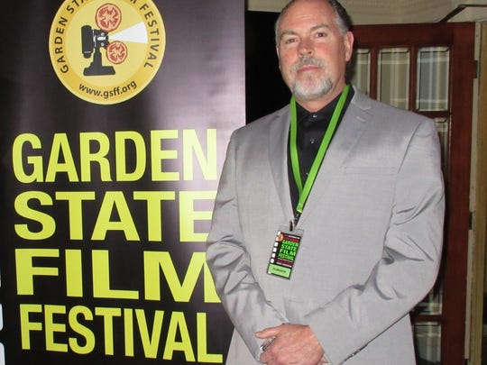 Civil War film producer Joseph Wilson of Magnolia at the Garden State Film Festival in Atlantic City in April.