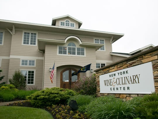 The New York Wine & Culinary Center in Canandaigua on Tuesday, June 2, 2015.