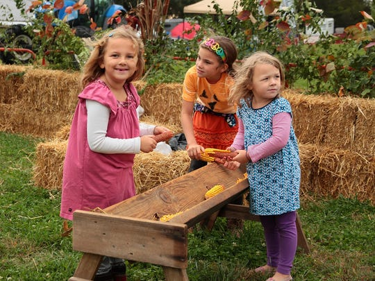 The Music and Molasses Festival  celebrates the harvest season with wagon rides, old-fashioned molasses making (with samples for everybody), as well as a chance to watch apple butter being made.