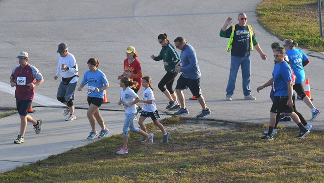 Join us this Saturday for the Health First Fight Child Hunger 5K Run/Walk. It begins at Viera High School. The event is a partnership between Children's Hunger Project and the Sharing Center of Central Brevard. All proceeds go to fight child hunger.