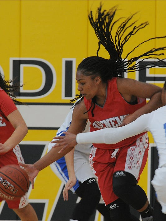Hueneme girls basketball 3