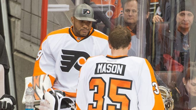 Ray Emery will get the start Thursday against the Tampa Bay Lightning.