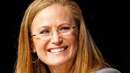 Christine Jones took the unusual step of holding a conference call on July 28, 2014, to rebut the allegations point by point.
