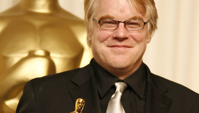 Philip Seymour Hoffman, 46, was found dead in his New York City apartment on Feb. 2, 2014.