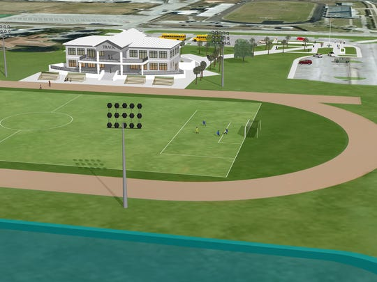 Architect Chris Crawford's vision of what the Jimmy