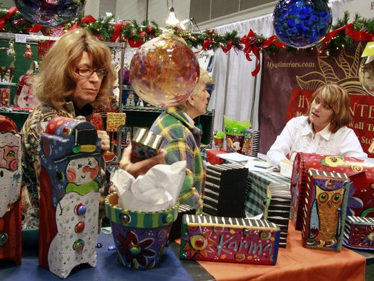 Greater Cincinnati Holiday Market at the Duke Energy Convention Center in 2010.