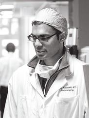 Paul Kalanithi, M.D.