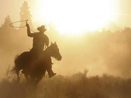 We still consider the cowboy a quintessentially American symbol.